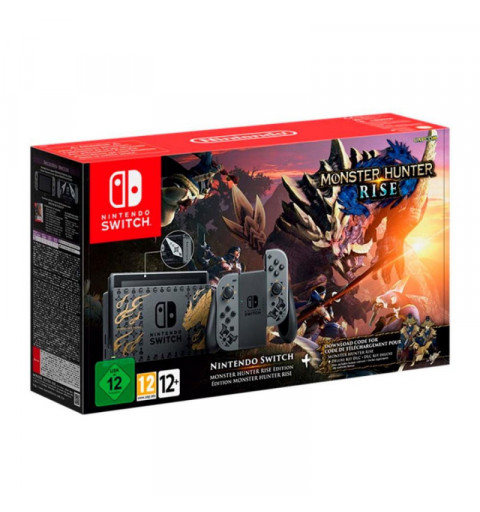 CONSOLE SWITCH+MONSTER...