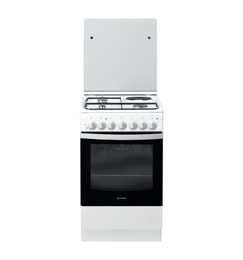 INDESIT Cooker IS5M5PCW/E...