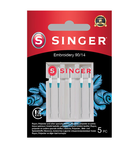 Singer Embroidery Needle...