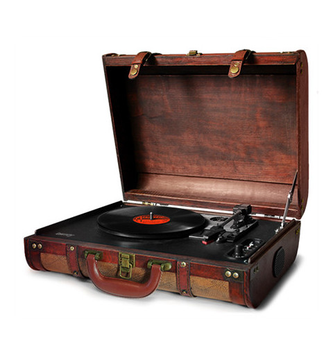 Camry Turntable suitcase CR...