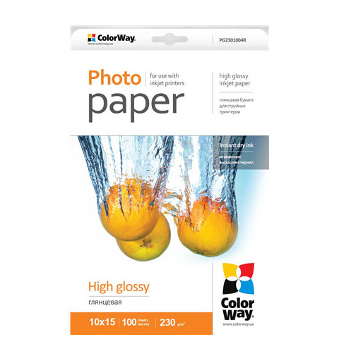ColorWay High Glossy Photo...