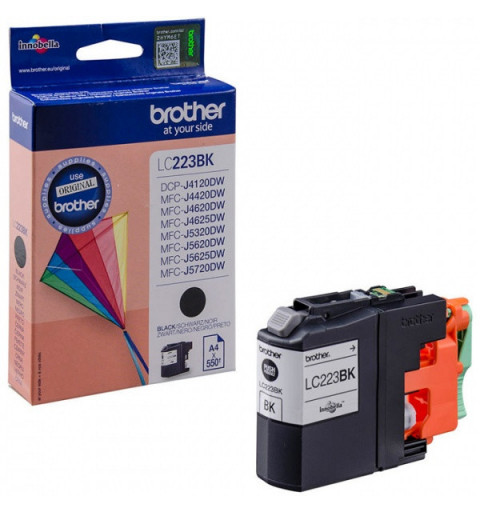 Brother LC223BK ink...