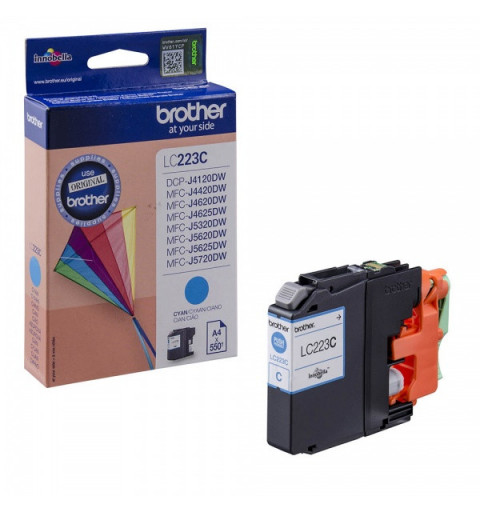Brother LC223C ink...