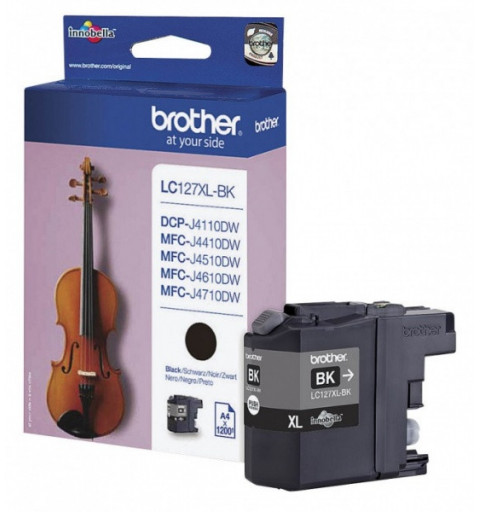 Brother LC127XLBK ink...