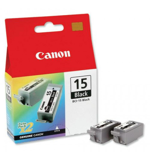 Canon BCI-15BK ink...