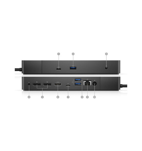 Dell Dock WD19S, 130W