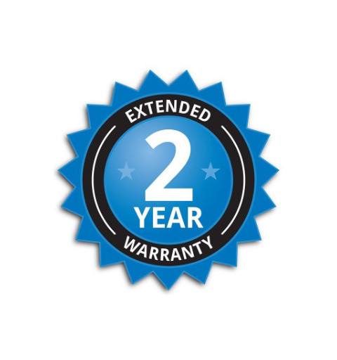 Extended warranty 2 years -...