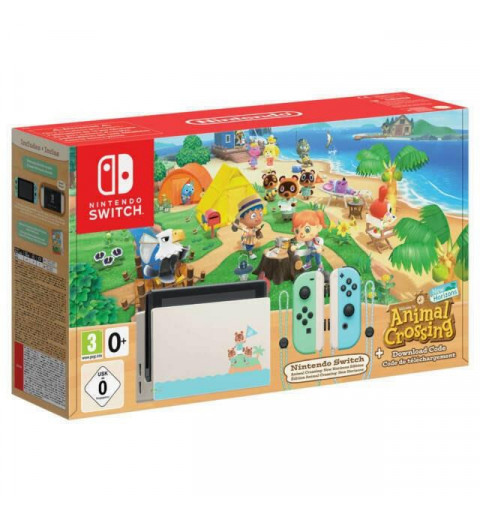 CONSOLE SWITCH+ANIMAL...