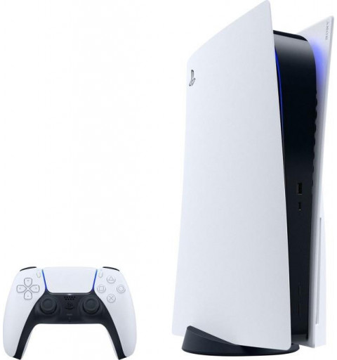 PLAYSTATION 5 CONSOLE/WHITE...