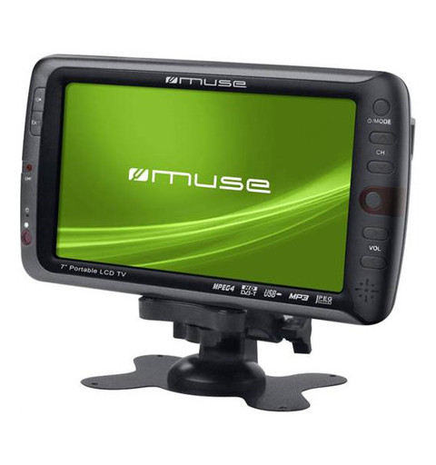 Muse Portable LCD TV...
